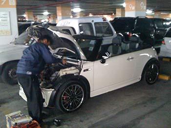 เปลี่ยนแบตรถยนต์ ราคาถูก 3K