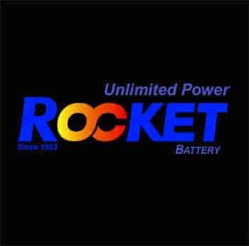 เช็คราคาแบตเตอรี่รถยนต์ Rocket