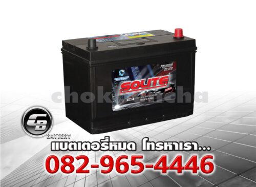 ราคาแบตเตอรี่รถยนต์ Solite UMF 105D31L SMF Per