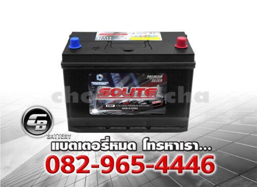 ราคาแบตเตอรี่รถยนต์ Solite UMF 125D31L SMF BV
