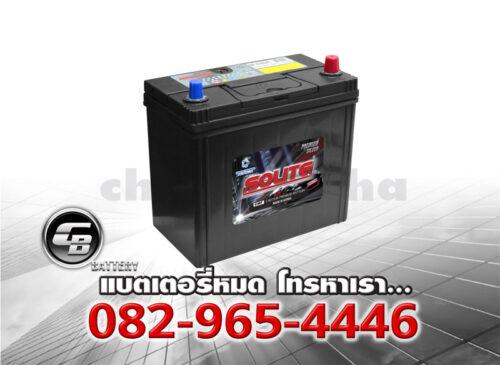 ราคาแบตเตอรี่รถยนต์ Solite UMF 65B24L SMF Per