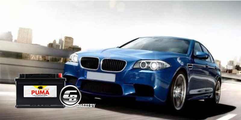 PUMA For BMW
