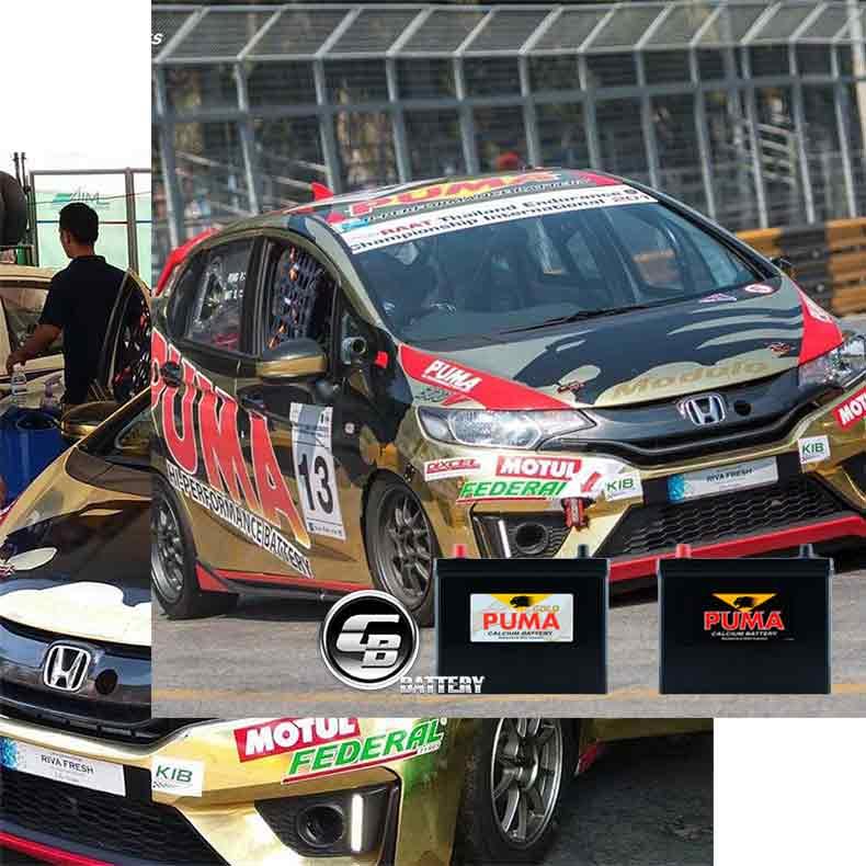 PUMA Racing Car