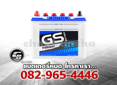 GS Battery NS60R Front
