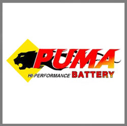 ราคาแบตเตอรี่รถยนต์ Puma