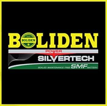 ราคาแบตเตอรี่รถยนต์ Boliden