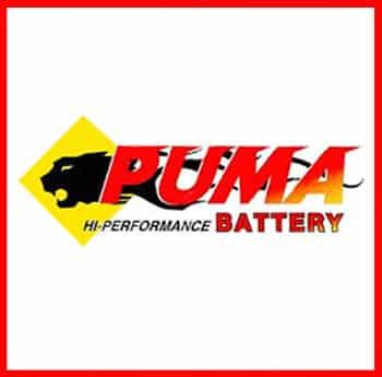 เช็คราคาแบตเตอรี่รถยนต์ Puma