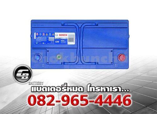 ราคาแบตเตอรี่ Bosch DIN100 SMF Top