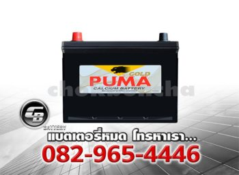 Puma Battery 80D26L SMF Front